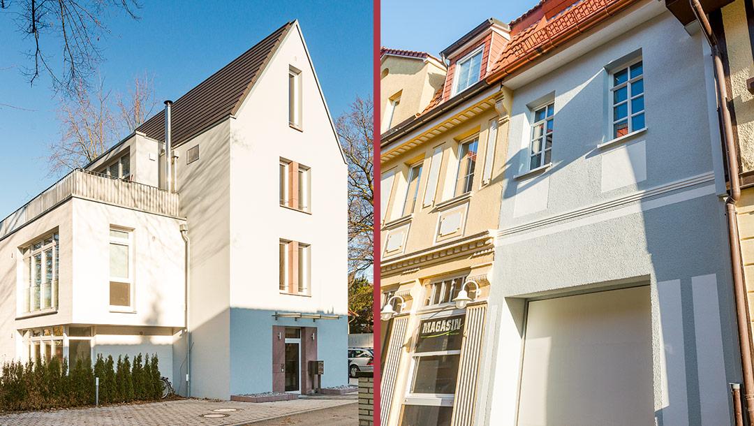 Putzarbeiten, Referenzen der Haase Trockenbau GmbH & Co KG